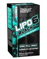 Nutrex Lipo 6 Black Hers Ultra Concentrate 60 caps.
