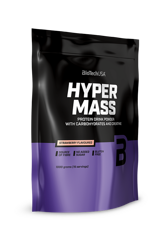Bio Tech USA Hyper Mass 1 kg. (клубника)