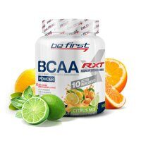 Be First BCAA RXT 230 g. (малина)