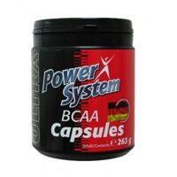 Power System BCAA Capsules 360 caps.