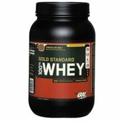 Optimum 100 % Whey Gold Standart 909 g. (шоколад)