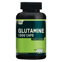 Optimum Glutamine 1000 CAPS 240 caps.