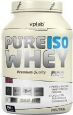 VP Lab Pure Iso Whey 908 g. нейтрального вкуса