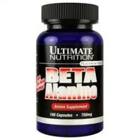 Ultimate Beta Alanine 100 caps.