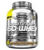 Muscle Tech 100% Iso-Whey Platinum 1.51 kg.