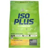 Olimp Iso Plus Powder 1505g ( тропик )