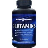 Body Strong Glutamine 120 caps.