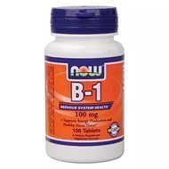 NOW B- 1 ( 100 mg ) 100 tab.