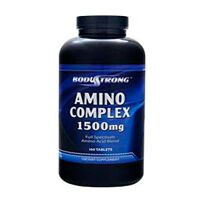 Body Strong Amino Complex 1500 (180 tab.)