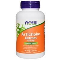 NOW Artichoke Extract 450 mg. 90 caps.