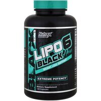 Nutrex Lipo 6 Black Hers weght loss support