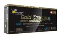 Olimp Gold Omega3 sport edition 1000 mg. 120 caps.