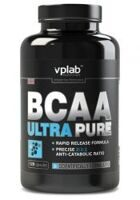 VP lab BCAA Ultra Pure 120 caps.