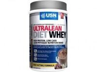 USN Ultralean Diet Whey 800 g. (клубника)