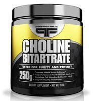 PrimaForce Choline bitartrate 250 g.
