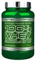 Scitec Nutrition 100% Whey Isolate 2000 g.