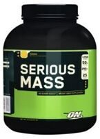 Optimum Nutrition Serious Mass 2720 g. (ваниль)