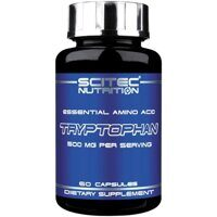 Scitec Nutrition Tryptophan 500 mg. 60 caps.