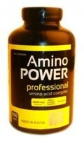 XXI Power AMINO POWER Professional 200 caps.