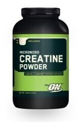 Optimum Nutrition Creatine Pouder 600 g.