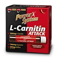 Power System L- Carnitin Attack 20 amp.