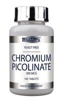 Scitec Nutrition Chromium Picolinate 200 mg 100 tab.