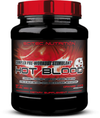 Scitec Nutrition Hot Blood 300 g.