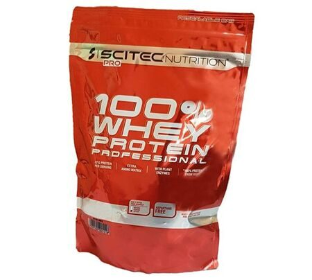 Scitec Nutrition Whey Protein Prof 500 g.  (шоколад)