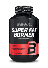 Bio Tech Super Fat Burner 120 tab.