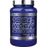 Scitec Nutrition 100 % Whey Protein 920 g.