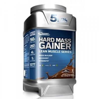 IA Hard Mass gainer 5 lb (ваниль)