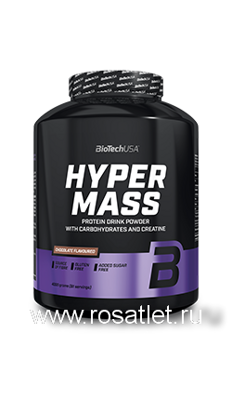 Bio Tech USA Hyper Mass 4.5 kg. ваниль