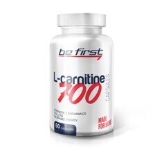 Be First Carnitine 700 120 caps.