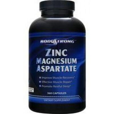 Body Strong Zinc Magnesium Aspartate