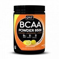 QNT BCAA Powder 8500 356 g. (лимон)