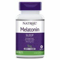 Natrol Malatonin 5 mg. 60 tab.