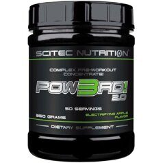 Scitec Nutrition POWERD 2.0 350 g. спелая вишня