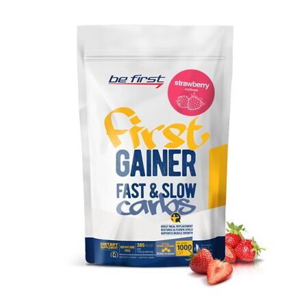 Be First Gainer 1 kg. (капучино)