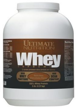 Ultimate Whey Supreme 2.27 kg.