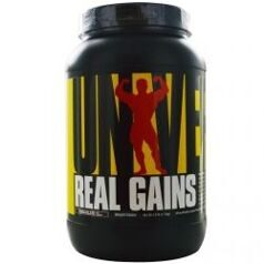 Universal Real Gainer 1.73 kg. (ваниль)