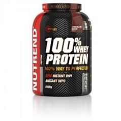 Nutrend 100% Whey Protein 900g  (малина)
