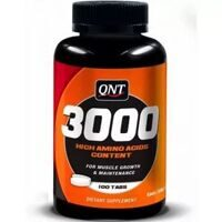 QNT 3000 High Amino Acids 100 tab.