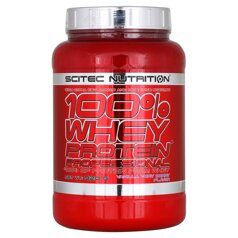 Scitec Nutrition 100 % Whey Protein Professional 920 g. (малина)