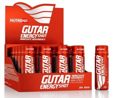 Nutrend GUTAR Energy Shot 60 ml.