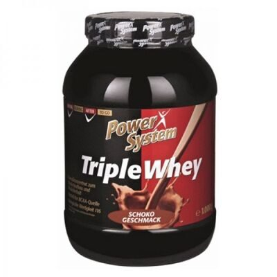 Power System Triple Whey 1 kg.