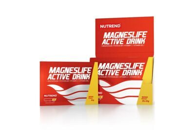 Nutrend MagnesLife Active Drink 10 х 15 g. (лимон)