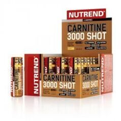 Nutrend Carnitine 3000 Shot 60 ml. (клубника)